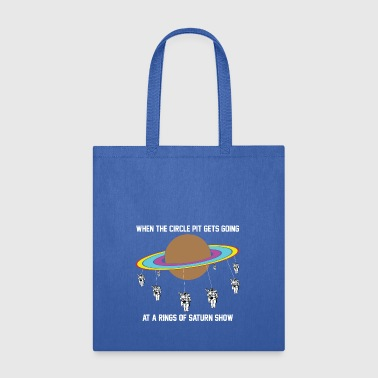 Saturn Astronaut cool - Tote Bag