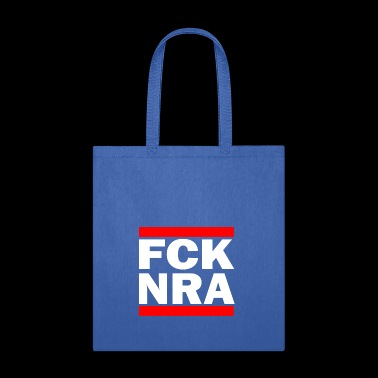 Fuck NRA against NRA Weapons Trump America Idea - Tote Bag