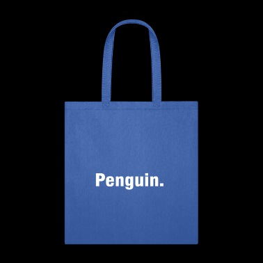 Penguin shirt anatrctica horizontal gift idea - Tote Bag