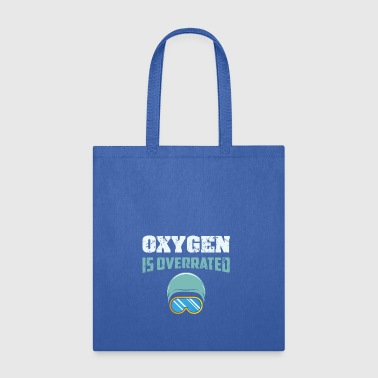 Funny swimming shirts - Tote Bag