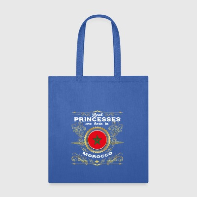 PRINZESSIN PRINCESS QUEEN BORN MOROCCO - Tote Bag