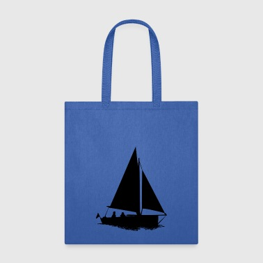 sailboat - Tote Bag