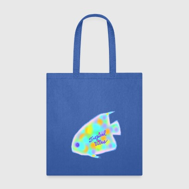 Tropical Vibes - Tote Bag