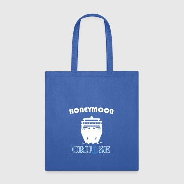 Honeymoon Cruise - Tote Bag