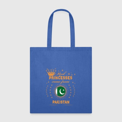 love princesses come from PAKISTAN - Tote Bag