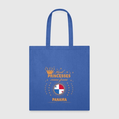 love princesses come from PANAMA - Tote Bag