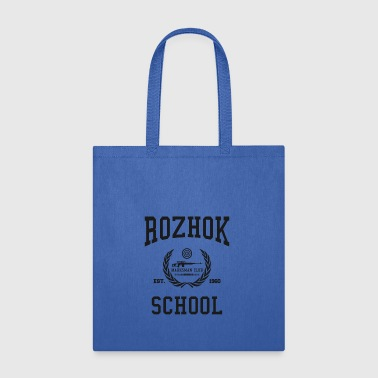 Rozhok School Marksman Club DT - Tote Bag