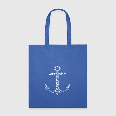 Anchor Bones - Tote Bag