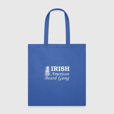 Irish American Beard Gang - Cool Irish A - Tote Bag