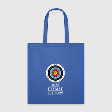 ARCHER TARGET ARCHERY BOW AND ARROW GIFT SHOOTING - Tote Bag