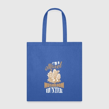 Morel Mushroom hunter - Tote Bag