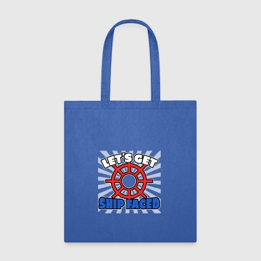 SHIP FACED - Tote Bag