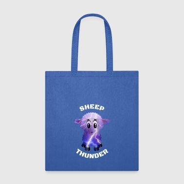 Sheep Thunder - Tote Bag