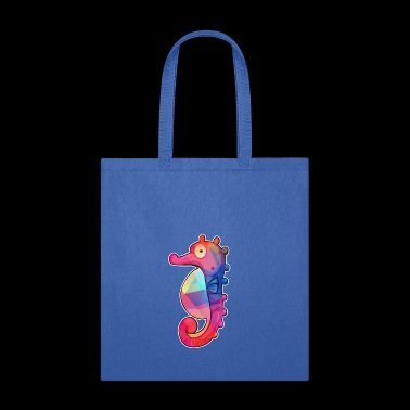 Sea horse animal sea gift shirt - Tote Bag