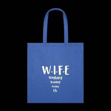 wife funny shirts gifts - Tote Bag
