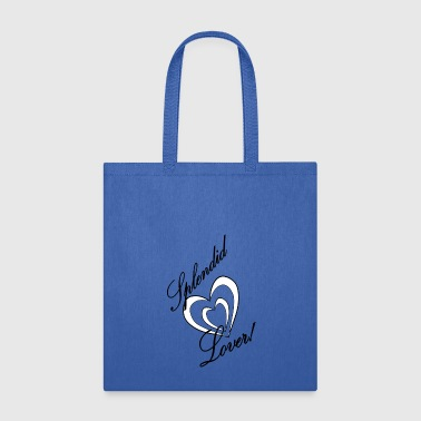 splendid lover 1 - Tote Bag