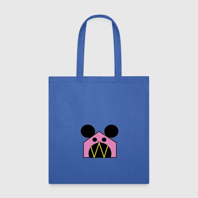 Mouse House - Tote Bag
