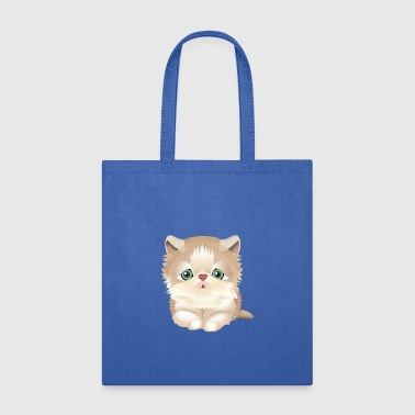 cat christmas - Tote Bag