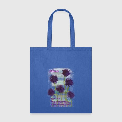 Allium - Tote Bag
