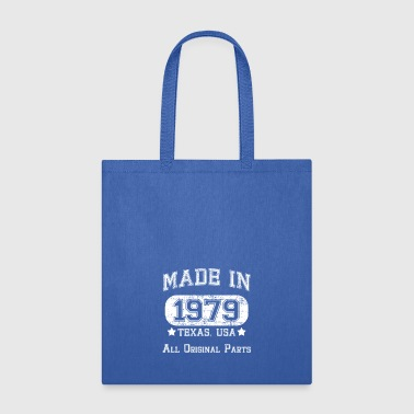 made in 1979 - Tote Bag
