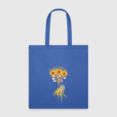 Moon Flower Original Art Design - Tote Bag