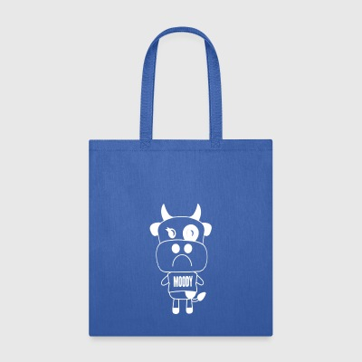 MOODY COW - Tote Bag