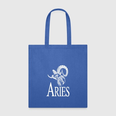 Aries Horoscope - Tote Bag