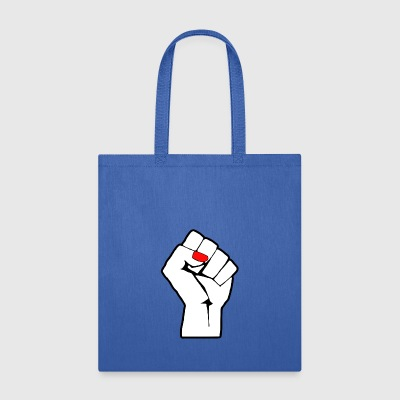 Red Nail - Tote Bag