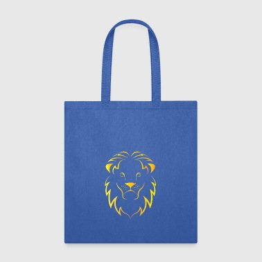 right_looking_lion - Tote Bag