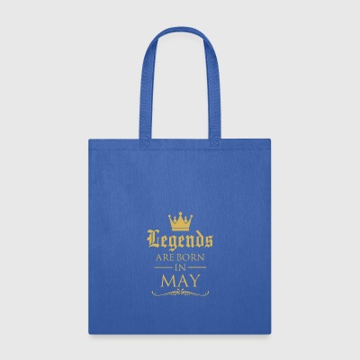 legend may - Tote Bag