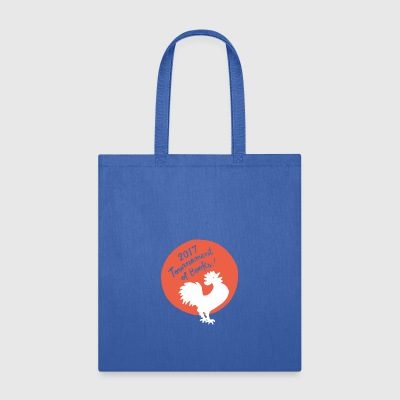 The 2017 Rooster Tee Shirt - Tote Bag