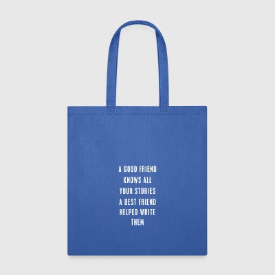 A_GOOD_FRIEND - Tote Bag