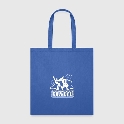 Cow Dad Shirt - Tote Bag