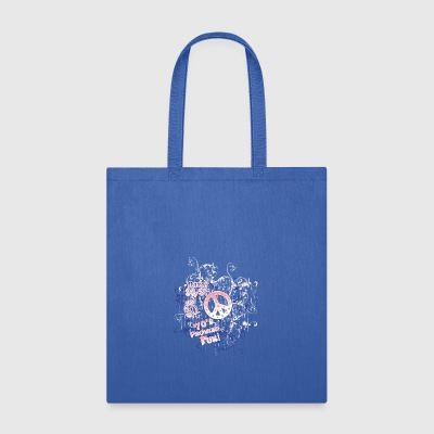 Hippie seventies - Tote Bag