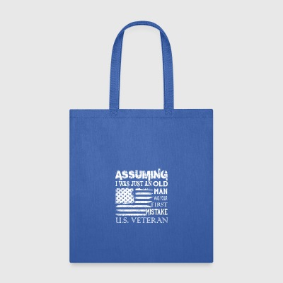 US VETERAN TEE SHIRT - Tote Bag