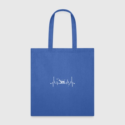 Bobcat Heart Shirt - Tote Bag