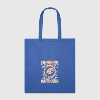 The Luckiest Men Are Born As Capricorn - Tote Bag