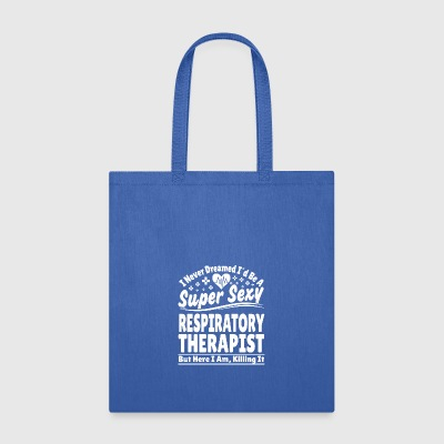 Respiratory Therapist - Tote Bag