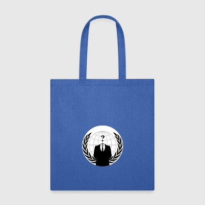 Anonymous Hacker - Tote Bag