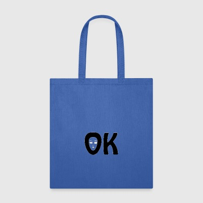One Punch OK face - Tote Bag