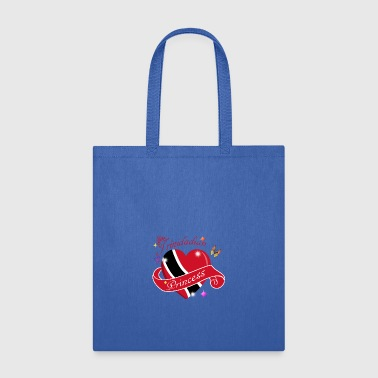 Trinidadian Princess designs - Tote Bag