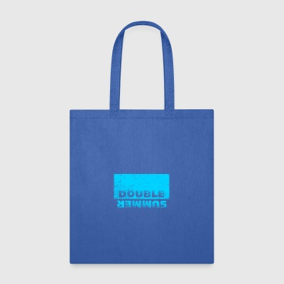 Double Summer - Tote Bag