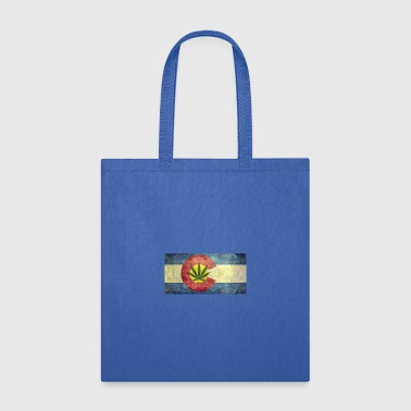 COLORADO MARIJUANA - Tote Bag