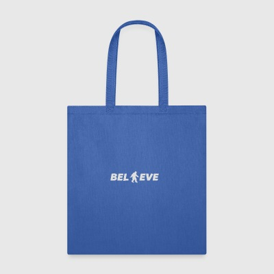 Big Foot Is Real - Tote Bag