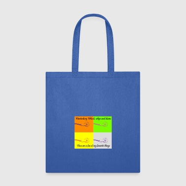 Whips and chains - Tote Bag