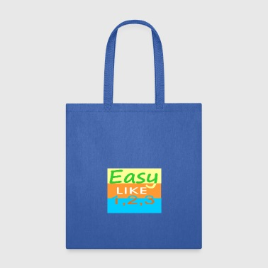 easy - Tote Bag