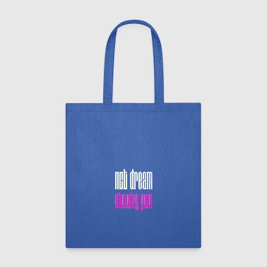 NCT Dream Chewing Gum Logo - Tote Bag