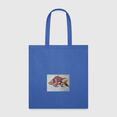 fish - Tote Bag