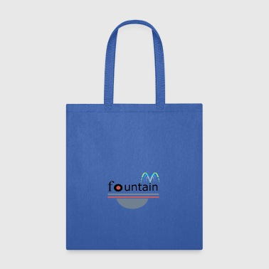 Fountain - Tote Bag