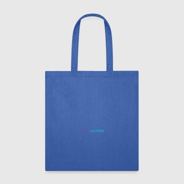 Be Creative x2 Colors - Tote Bag